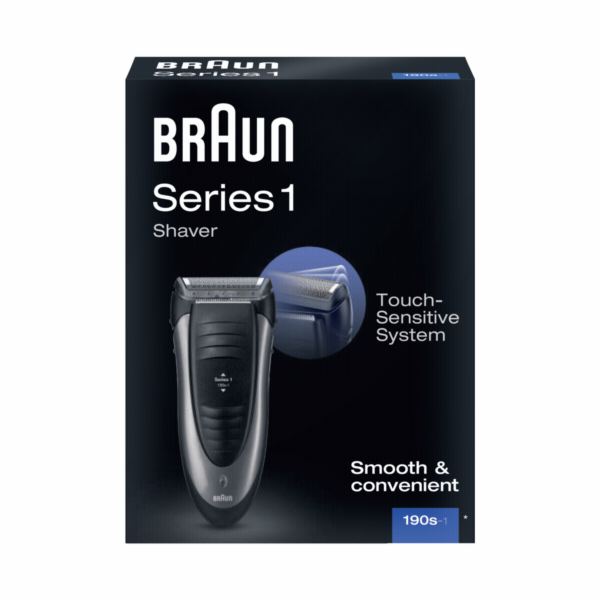 Braun Series 1190s-1