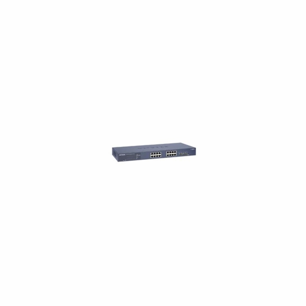 Netgear GS716T ProSafe 16-port Gigabit Smart Switch, 2x SFP slot