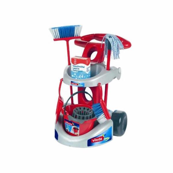 Vozík na čištění Vileda Theo Klein 6721