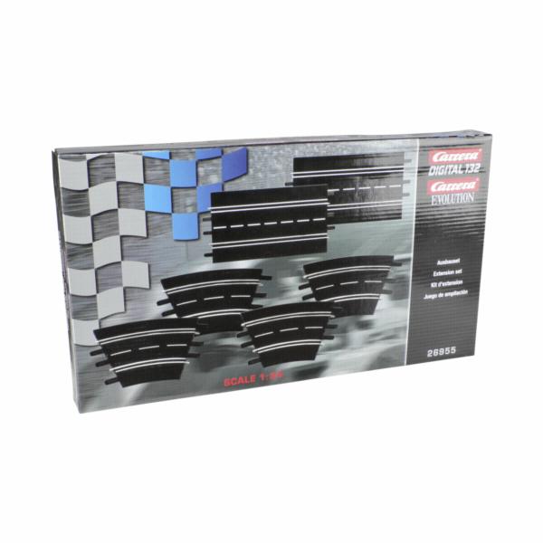 Díly pro autodráhu Carrera Evolution 26955