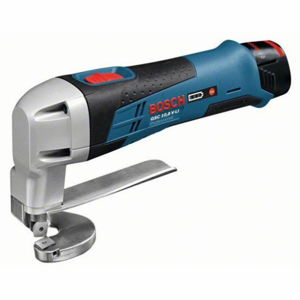 aku nůžky na plech Bosch GSC 10,8 V-LI Professional