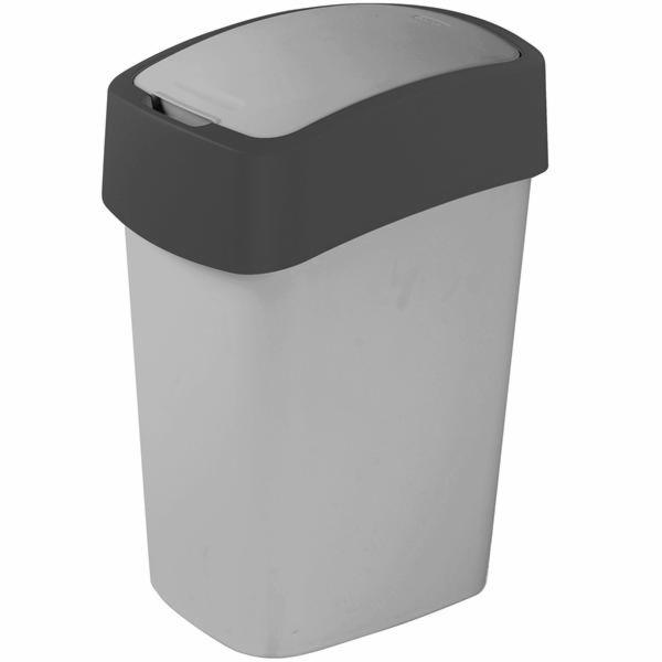Odpadkový koš Curver 02172-686 Flipbin 50l šedý