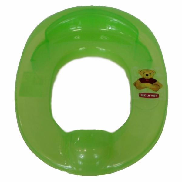 WC sedátko dětské zelené