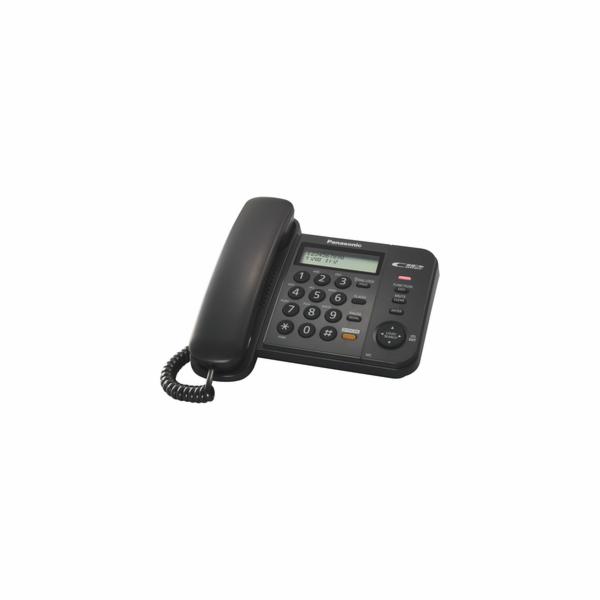Stolní telefon Panasonic KX TS580FXB
