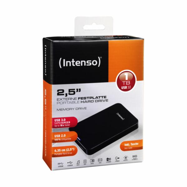 Intenso Memory Drive 1TB černý