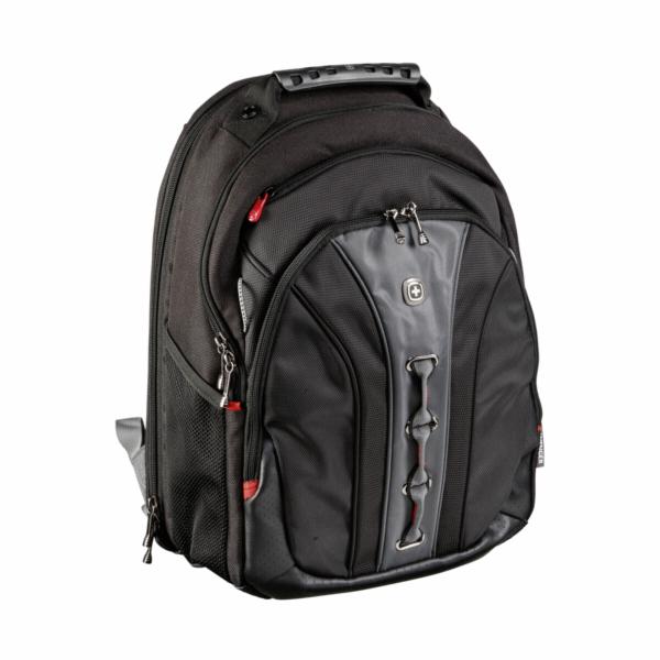 Wenger Legacy 16 Laptop Backpack black / grey