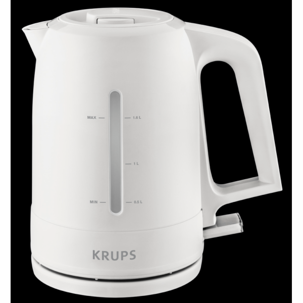 Rychlovarná konvice Krups BW 2441 Pro Aroma, bílá