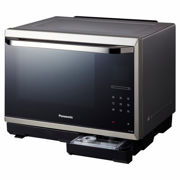 Parní mikrovlnka Panasonic NN-CS894, s horkovzduchem