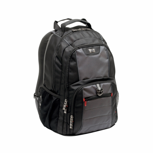 Wenger Pillar 16 black/grey Computer Backpack