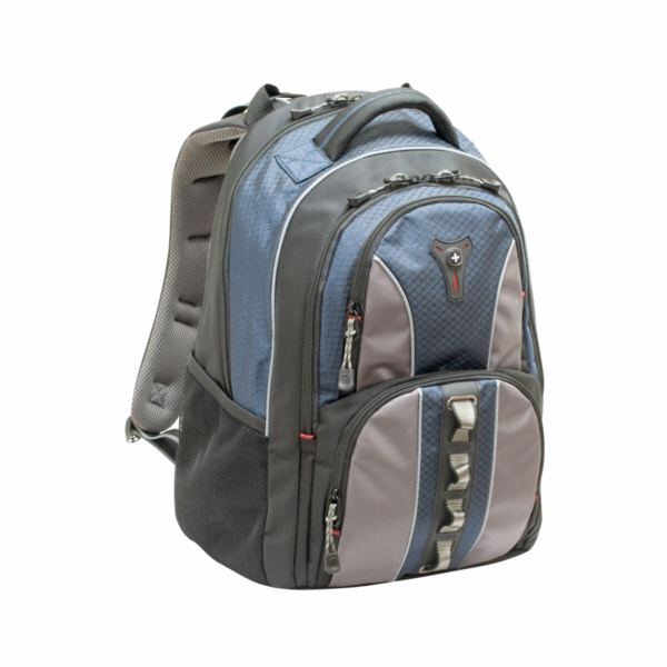 Wenger Cobalt 16 up to 39,60 cm Laptop Backpack grey / blue