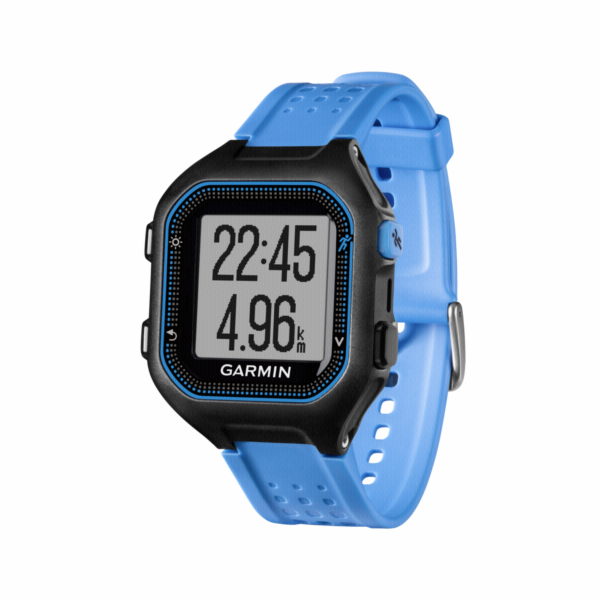Garmin Forerunner 25 black/blue