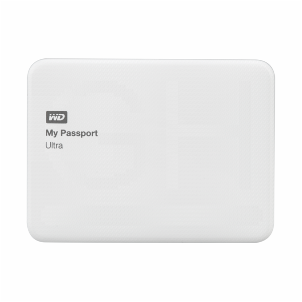 Western Digital WD USB 3.0 1TB My Passport Ultra white