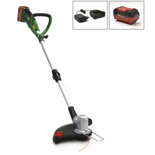 Güde zastřihovač trávníku 330/25 RT souprava s baterií a nabíječkou