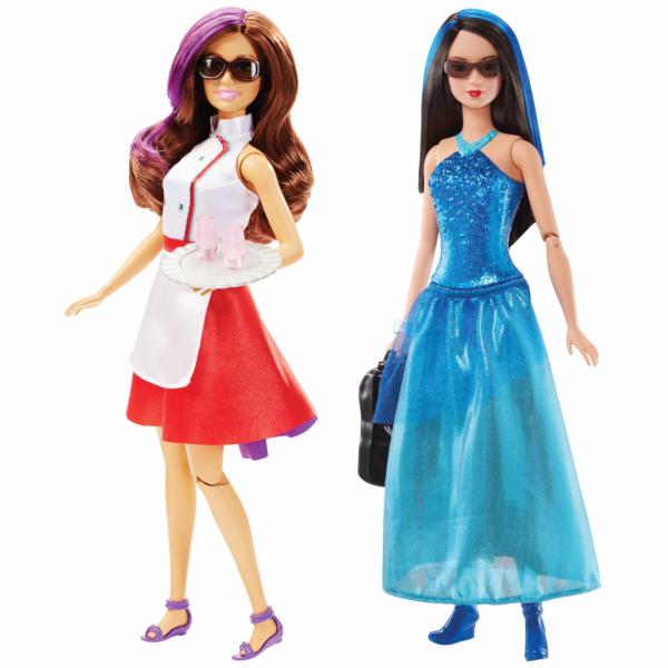 Barbie tajný team
