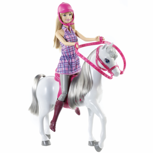 Barbie & Horse