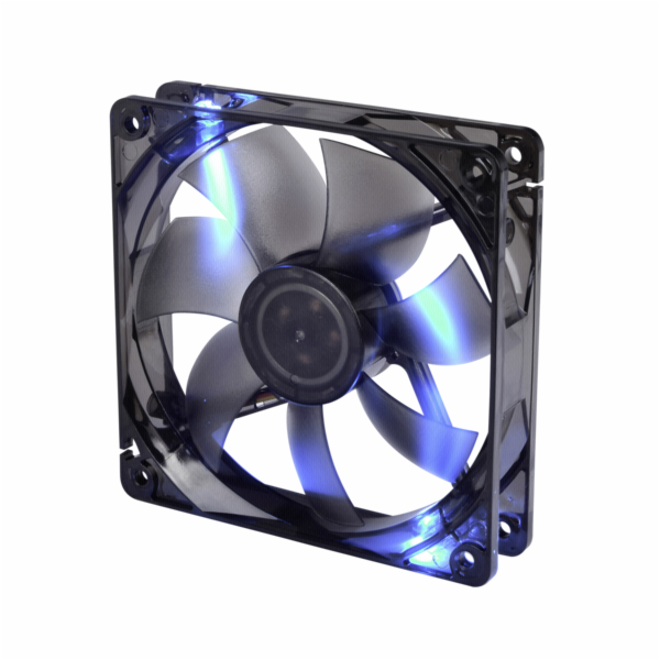 Thermaltake Fan 120mm Pure S 12 LED - Blue