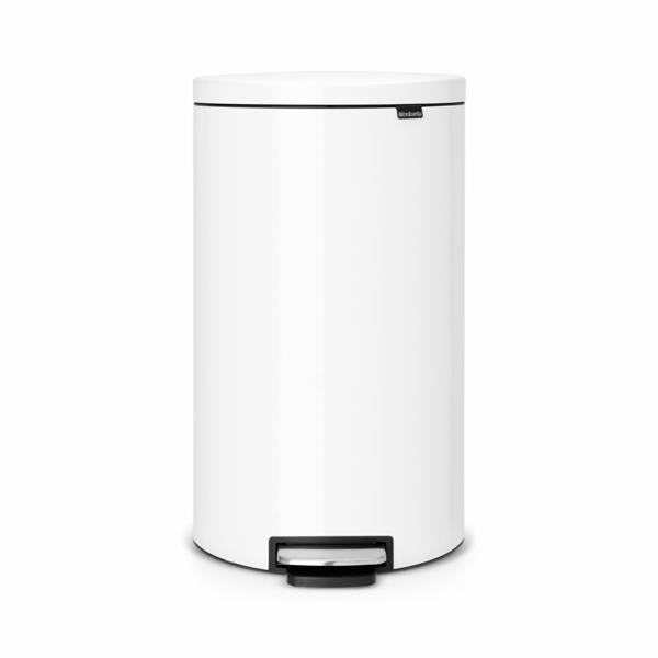 Brabantia odpadkový koš 30L bílý 485206