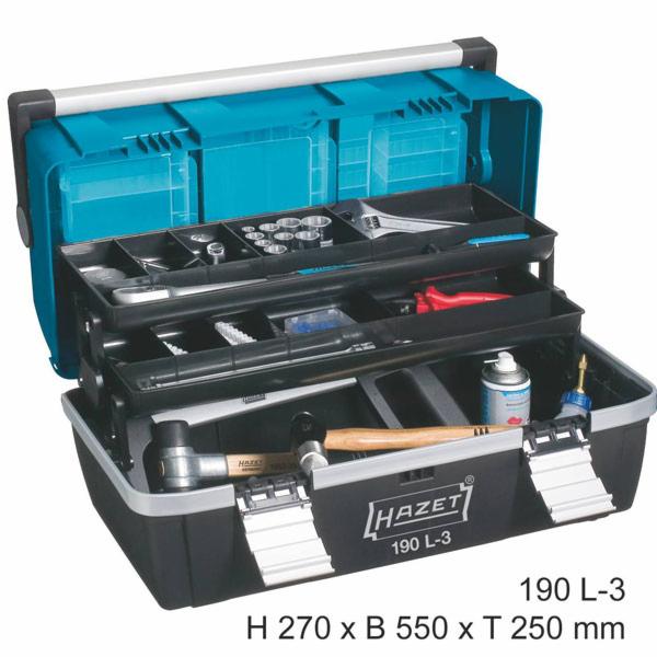 Hazet plastový box- 190L-3