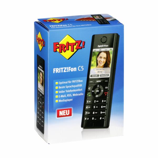 AVM Fritz!Fon C5 IP-Telefon cordless