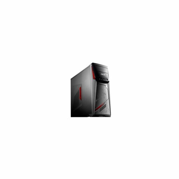 BAZAR ASUS DT G11CB - i7-6700@4.0GHz, 4G*2 DDR4, 2T/7200, R9 380 2G, DVD, W10 / poškozený obal