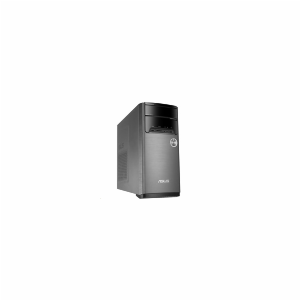 ASUS DT M32CD - i7-6700@4.0GHz, 4G*2 DDR4, 2T/7200, R9 370 2G, DVD, WiFi, BT, W10