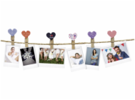 Fujifilm Instax Design Clips 10-Pack  Heart
